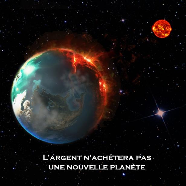 Projet 1 - Carré avec texte en français
